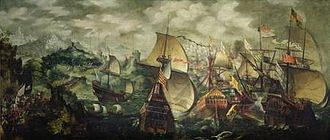 John Hawkins (naval commander) - The Spanish Armada in 1588