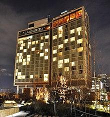 Highline Hotel Fashion Week