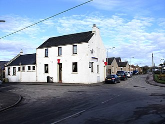Banton, North Lanarkshire - The Swan Inn, Banton Situated in the heart of the village at the Cross.