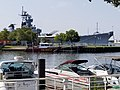 The USS New Jersey seen from Camden Marina.jpg