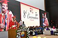 The Vice President, Shri M. Venkaiah Naidu addressing the Eighth Convocation of Gandhi Institute of Technology and Management (GITAM), in Hyderabad.jpg
