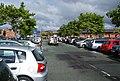 The car park at Sainsbury's, Oswestry - geograph.org.uk - 2082843.jpg