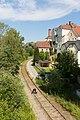 The railway line Passau-Hauzenberg in Passau-Innstadt;.jpg