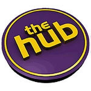 The Hub (Verwood) - Image: The verwood hub logo