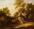 Thomas Gainsborough (1727-1788) - Cattle at a Fountain - 486140 - National Trust.jpg