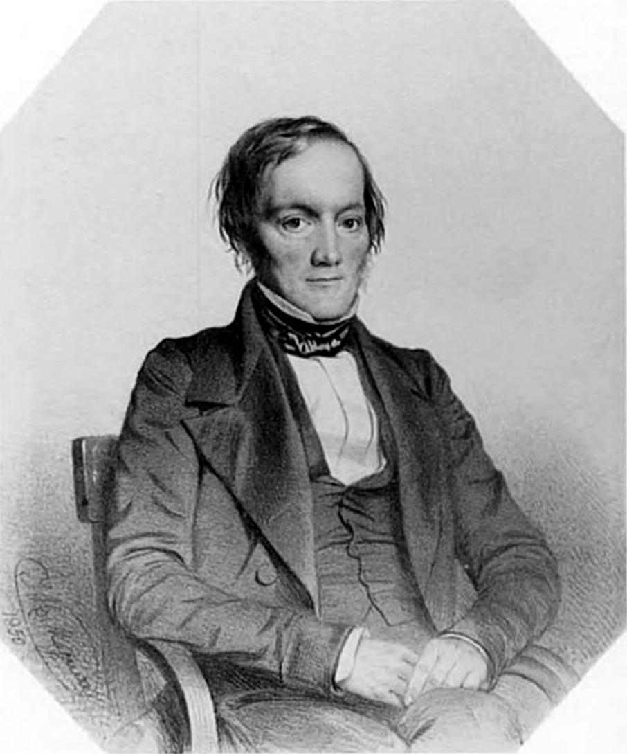 Thomas Herbert Maguire - Richard Owen 1850