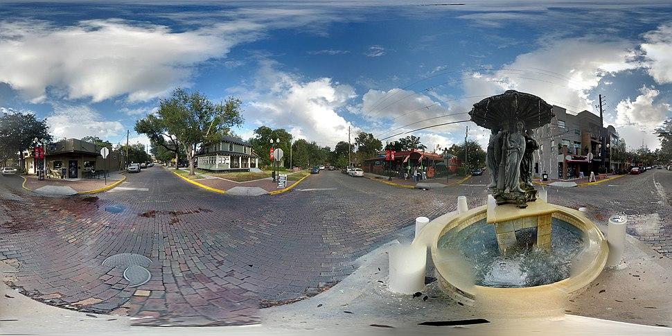 Thornton Park Neighborhood
