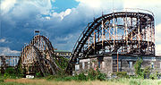 The Thunderbolt, as of 1995