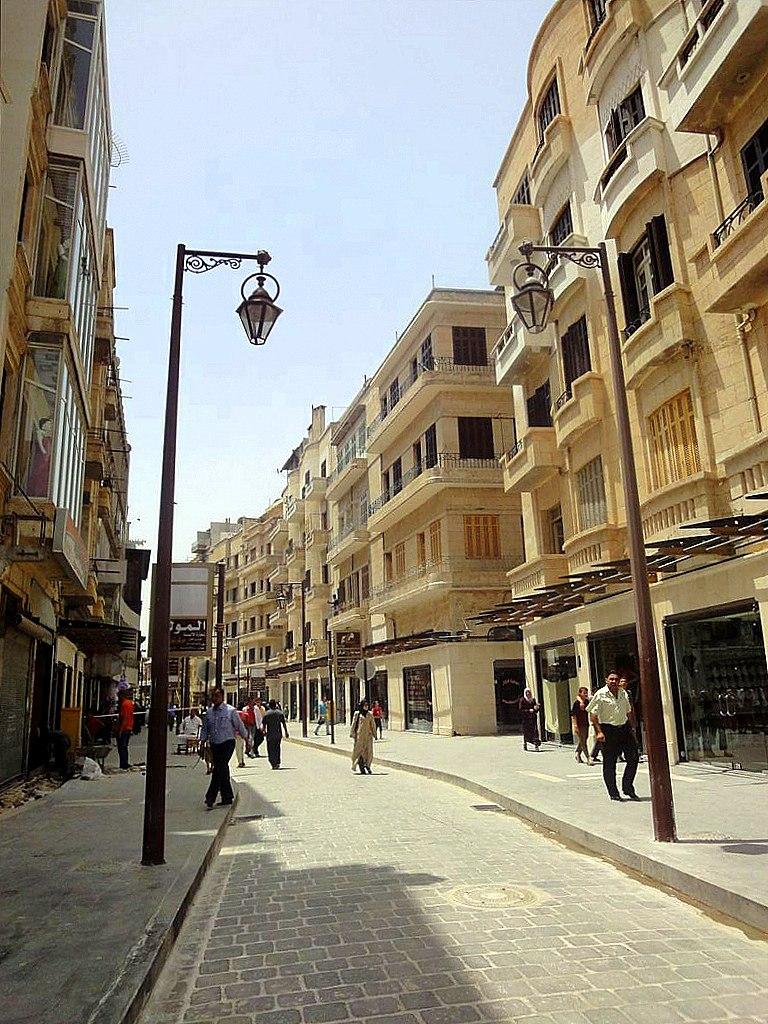 Tilel Street, Aleppo (4)