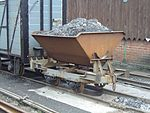 Tipper wagon on Talyllyn Railway - 2008-03-18.jpg