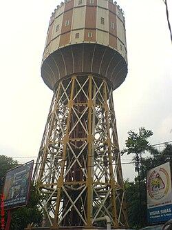 Menara Tirtanadi, Ikon Kota Medan