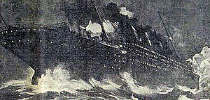 """""""Arabs aboard the Titanic,"""" Presentation to the Midwest Federation of Syrian and Lebanese Clubs"""