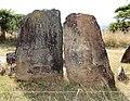 Tiya, parco delle stele, secondo gruppo, stele databili all'xi-xii secolo circa 14.jpg