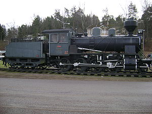VR Class Tk3 - Tk3 with wood chimney