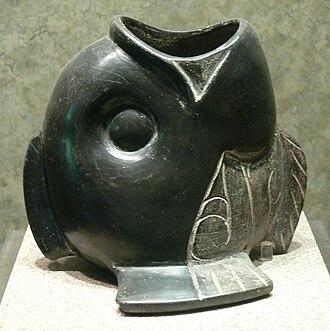 Tlatilco culture - Image: Tlatilco Fisch