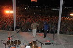 Toby Keith plays Bagram Air Field, Afghanistan DVIDS568629.jpg