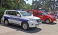 Tojote interventne jedinice policije i vatrogasne brigade Beograd - dan policije 2019 01.jpg