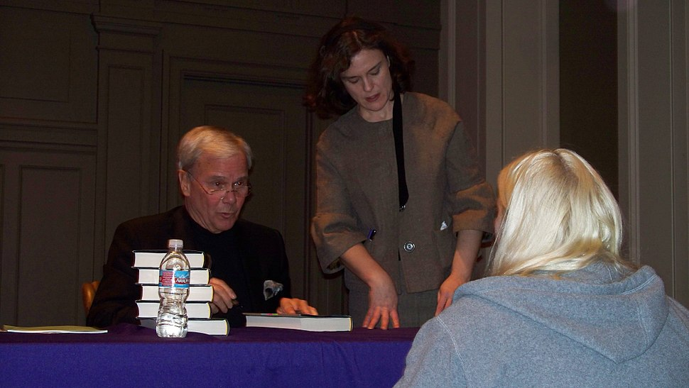 Tom Brokaw at Book Signing 2007