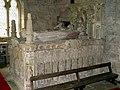 Tomb, St Peter's Parish Church, Chillingham - geograph.org.uk - 1283554.jpg