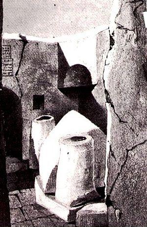 Joseph's Tomb - Photograph, 1868