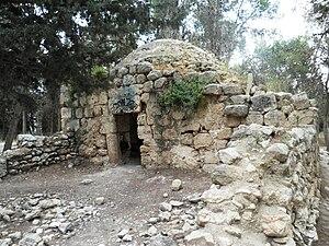 Tomb of Matithyahu ben Yoḥanan HakKohen 3