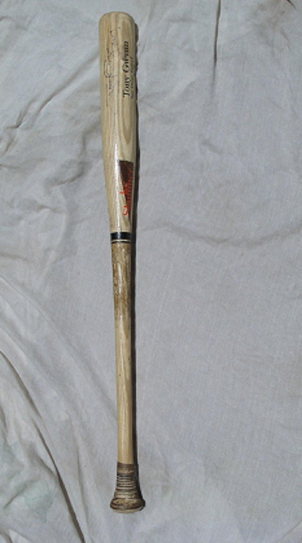 Tony Gwynn's Bat-1