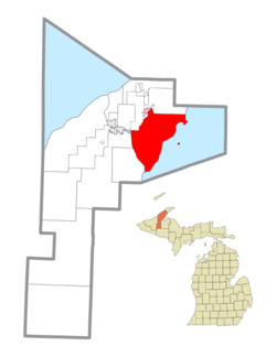 Torch Lake Township, Houghton County, Michigan - Wikipedia