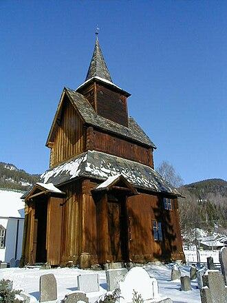 Torpo stave church - Torpo Stave church
