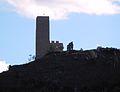 Torre de l'Homenatge del castell d'Almonesir.JPG