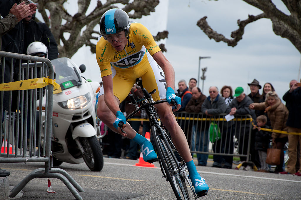 Tour de Romandie 2013 2013 - Stage 5 - Christopher Froome