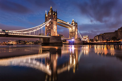 Londýnský Tower Bridge, Spojené království
