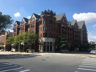 Birmingham, Michigan - Image: Townsend Hotel in Birmingham, Michigan