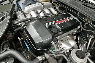 Toyota S engine Motor vehicle engine