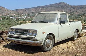 Central Motors - Image: Toyota Corona Pickup RT40