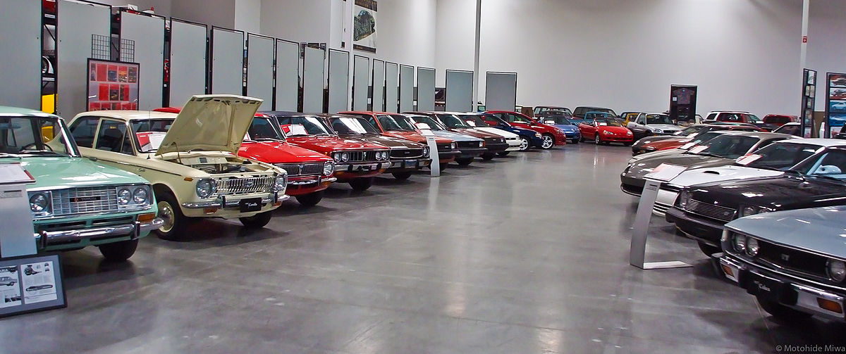 Toyota USA Automobile Museum - Wikipedia