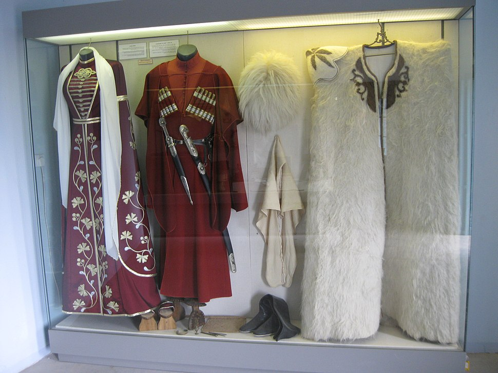 Traditional clothing, Circassian Heritage Center