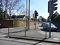 Traffic Lights, Chessington Road, Ewell, Surrey - geograph.org.uk - 1778272.jpg