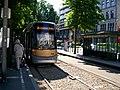 TramBrussels ligne24 Vanderkindere.JPG