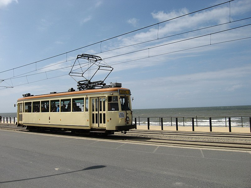 Tramparade 125 years of vicinal railways. Type SE. 7the tram of the parade. Was not used on the coast.