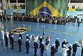 Transporte dos despojos do ex-presidente João Goulart (10858823856).jpg