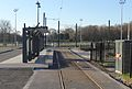 Travaux de la branche vers Vieux-Condé de la ligne B du tramway de Valenciennes en décembre 2013 (300).JPG