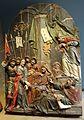 Tre rilievi dal calvario di banskà Stiavnica (slovacchia), 1744-51 (slovenske banske muzeum), 01 caifa condanna gesù.jpg