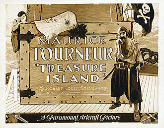 Treasure Island (1920 film) - Image: Treasure island 1920