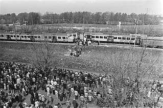 Schiedam train disaster