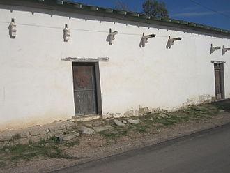 Trevino–Uribe Rancho - Trevino Ranch