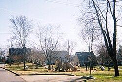 Triangle Park, High Point