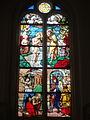 Triel-sur-Seine (78), église Saint-Martin, verrière n° 6.JPG
