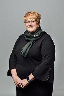 Trine Skei Grande Norwegian politician