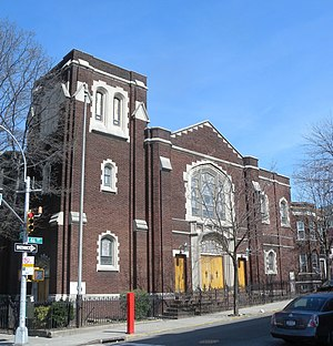 New York Landmarks Conservancy - Sacred Site in Brooklyn