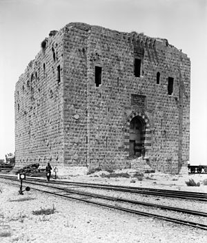 American Colony, Jerusalem - American Colony Photographic Division image of the Lion Tower in Tripoli, Lebanon.